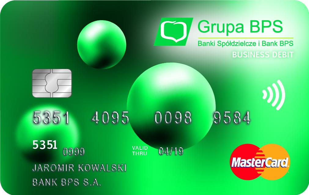 Karta Mastercard Business Paypass Dla Firm Bank Spoldzielczy W Lesnicy