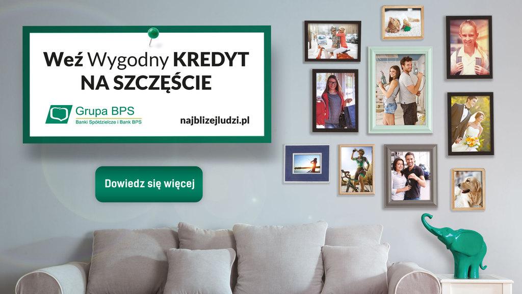Wygodny Kredyt na SZCZĘŚCIE